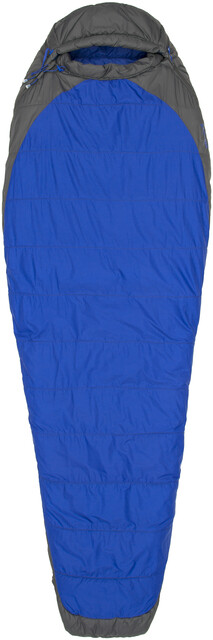 Marmot Trestles Elite 15 Sleeping Bag Regular Dark Azure/Slate Grå